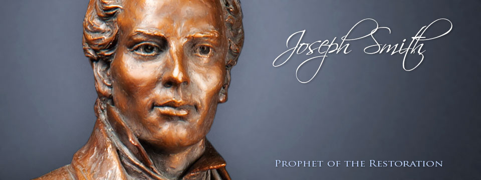 Joseph Smith Jr. Sculpture