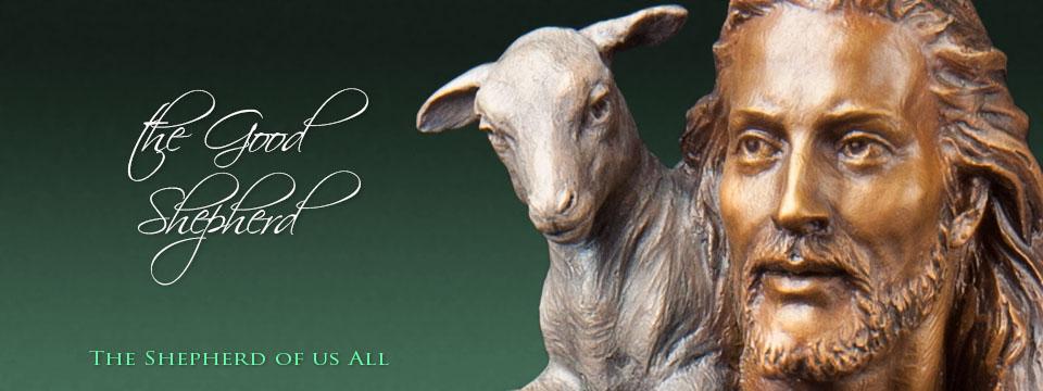 The Good Shepherd Sculpture